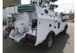 camion pompe haute pression pour plomberie